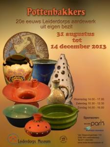 poster 2 Pottenbakkers 2013