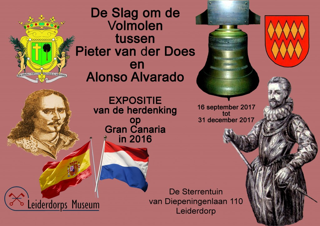 Poster de slag om de Volmolen definitief 29 juni 2017